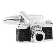 Manchetknoop - Fototoestel