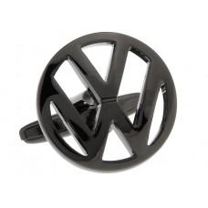 Manchetknoop - Volkswagen Logo Antraciet