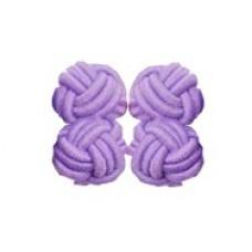 Bachelor Knots - Lila