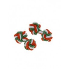 Bachelor Knots - Rood/Wit/Groen