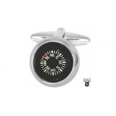 Manchetknoop - Kompas
