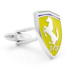 Manchetknoop - Vintage Ferrari Logo