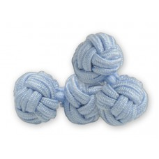 Michaelis Knots Lichtblauw
