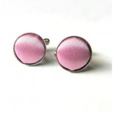 Manchetknopen Simply Pink